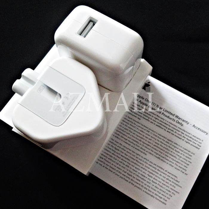 ORIGINAL ORI 12W Adapter Charger A1401 USB Cable Apple iPad Air 2 Pro