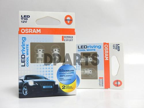 Original OSRAM LED T10 12V 6000K  ## PROMOTION ## HOT ITEMS ##