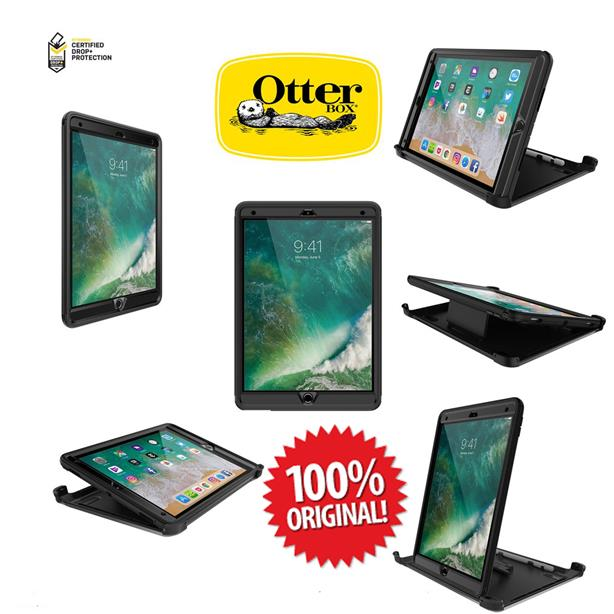 detailed look 1ddc4 83406 Original OtterBox DEFENDER Case for iPad (5th Generation) - Black