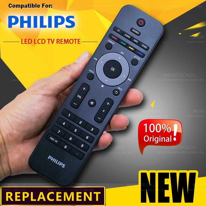 Original NEW Philips RC2143619/01 LCD TV Remote Control