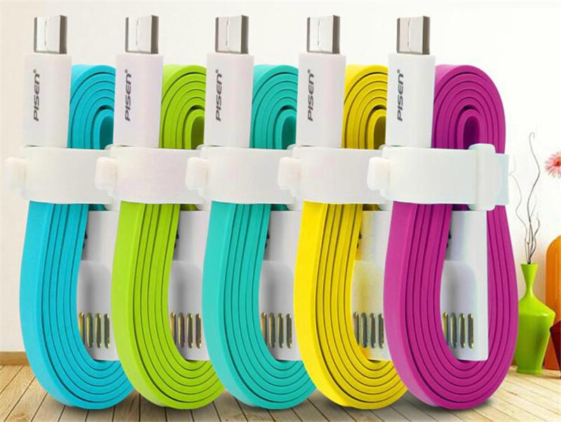 ORIGINAL PISEN MU01-800 Charging USB Cable XIAOMI Mi 3 4 4i Redmi Note