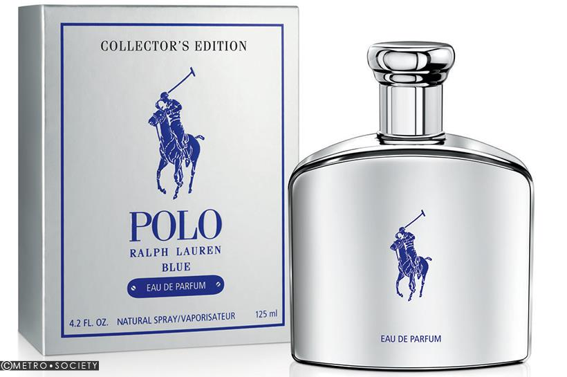 ORIGINAL Polo Blue Eau De Parfum Collector's Edition 125ML EDP Perfume