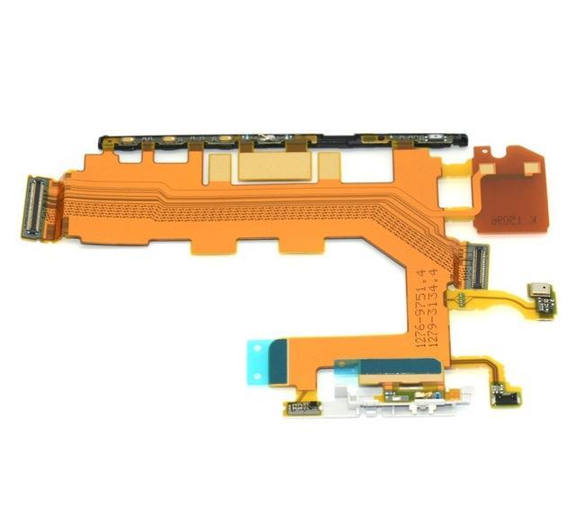 ORIGINAL On / Off Power Volume Ribbon Sony Xperia Z2 D6502 D6503 D6543