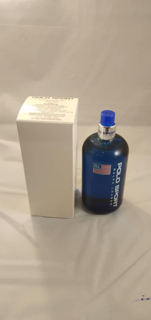 Edt Tester Polo 125ml Lauren Perfume Original Sport Ralph fgby6Y7