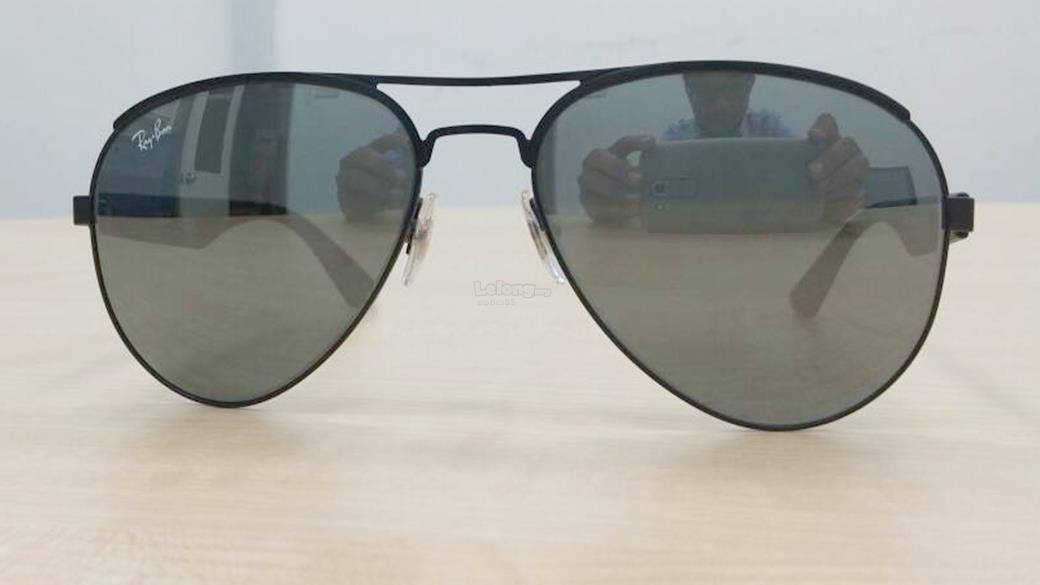 Original Rayban 3523 006 6G 59MM Sunglasses    Local Dealer   43bad671a8