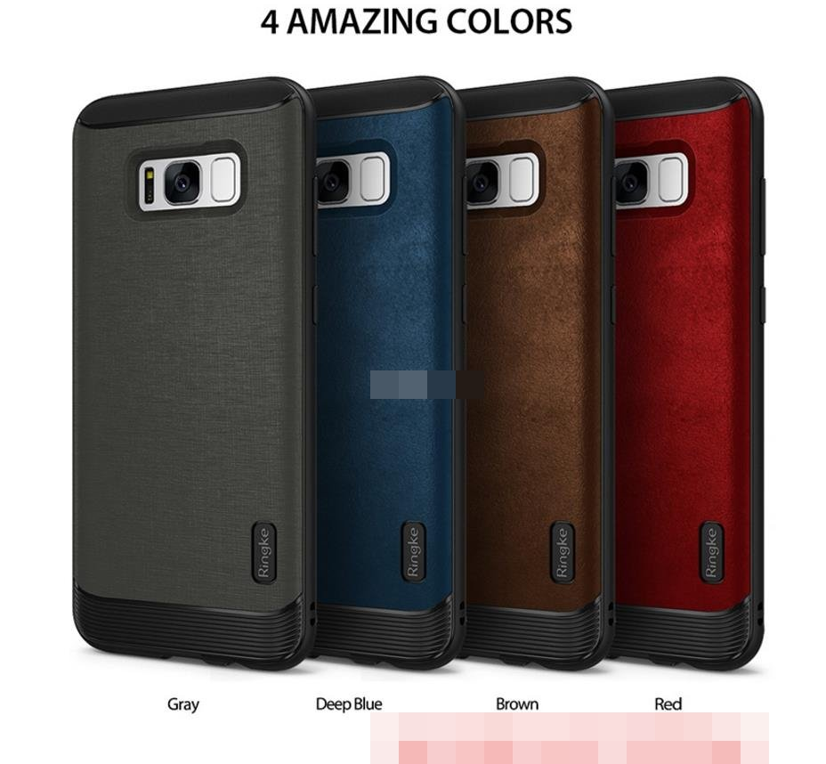 Original Rearth Ringke Samsung Galaxy S8 S8+ Plus Flex S Case Cover