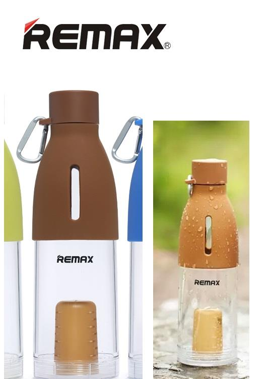 Original Remax RCUP-01 Fancy Tea Cup Filter Water Bottle Cool for hot