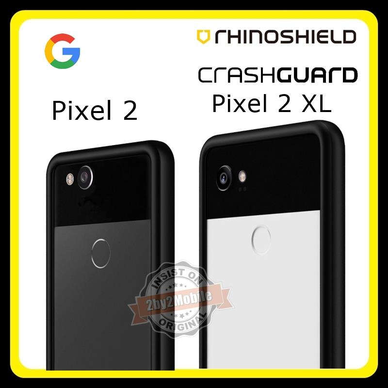 Original Rhinoshield Crashguard Google Pixel 2 Pixel 2 XL Bumper Case