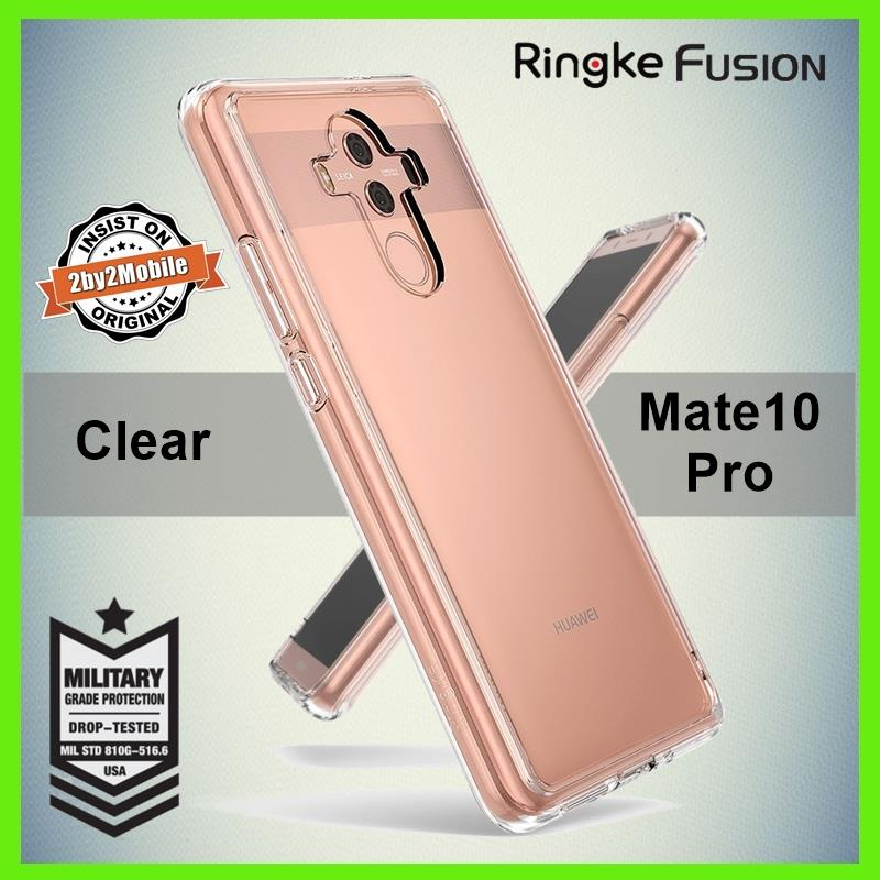 Original RINGKE FUSION Huawei Mate 10 Pro case cover (Clear)