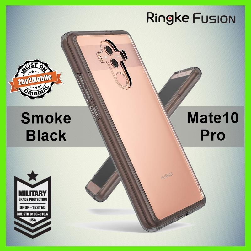 Original RINGKE FUSION Huawei Mate 10 Pro case cover (Smoke Black)
