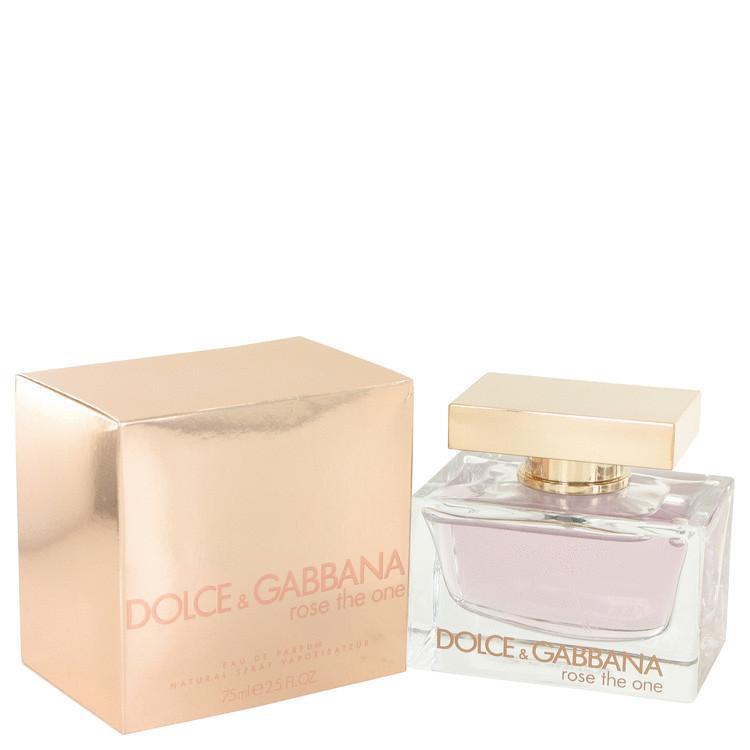 dolce gabbana rose the one