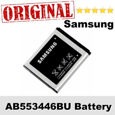 Original Samsung AB553446BU i320 B2100 X-treme Battery 1Year WARRANTY