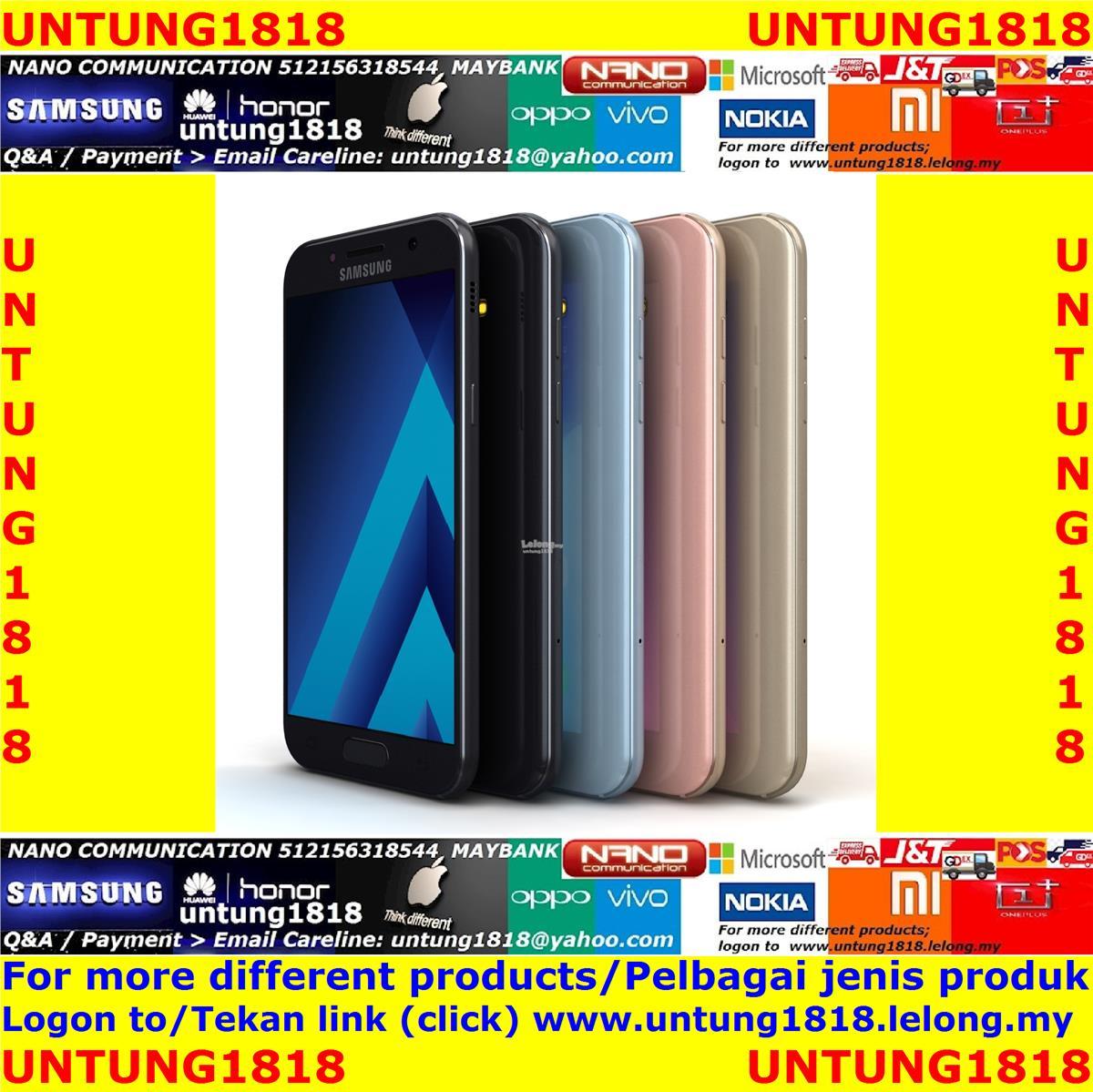ORIGINAL.Samsung Galaxy A5 (2017)