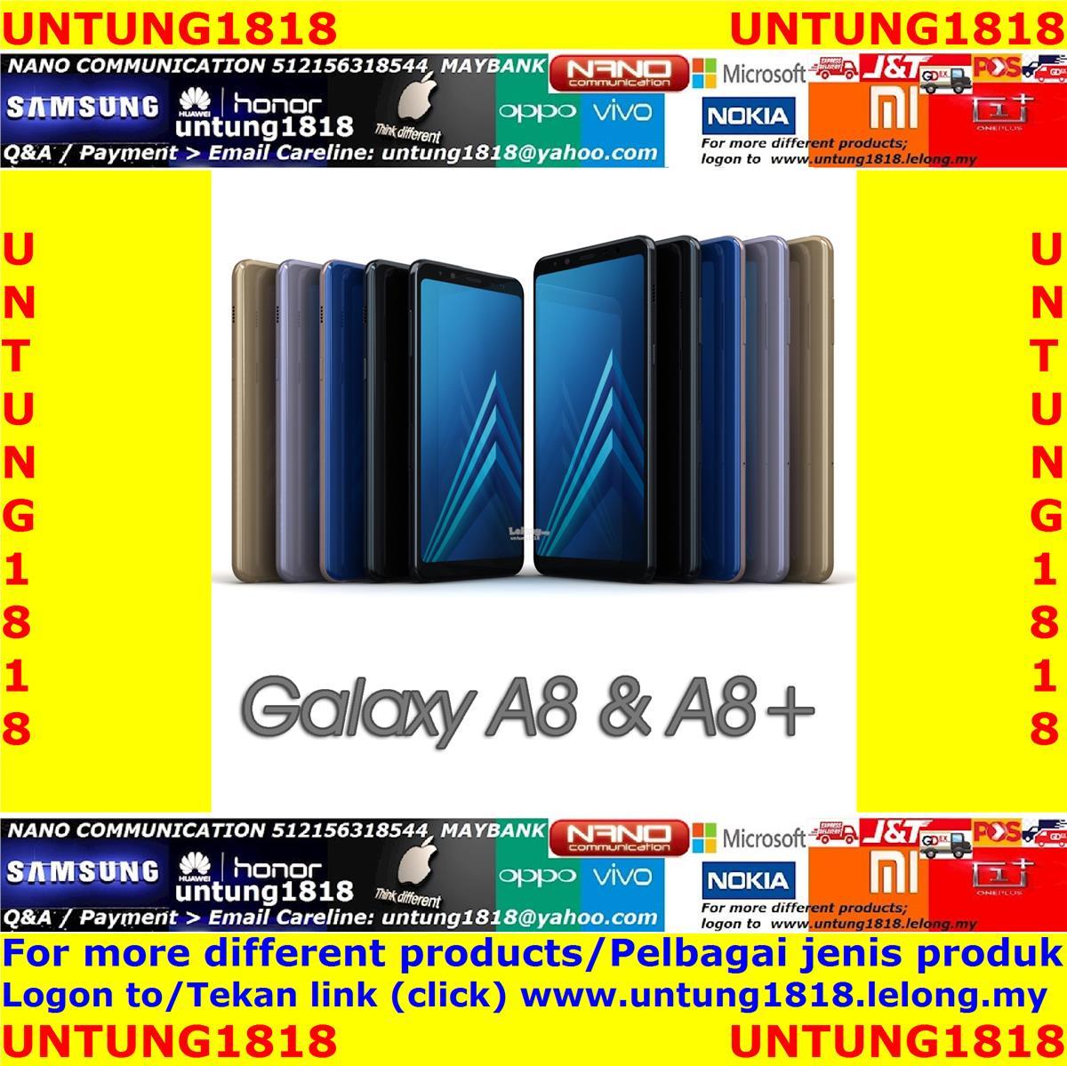 ORIGINAL_Samsung Galaxy A9 A8+ A8 A7 (2018) A8 Star