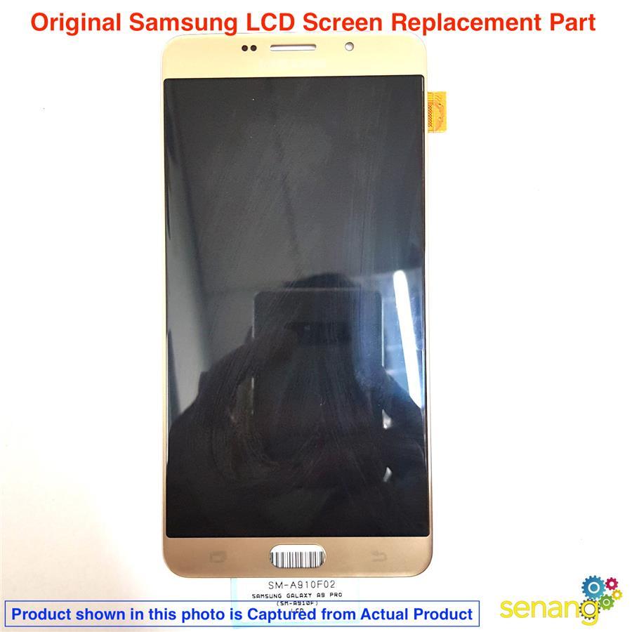 Original Samsung Galaxy A9 Pro LCD Replacement Part (Refurbish)