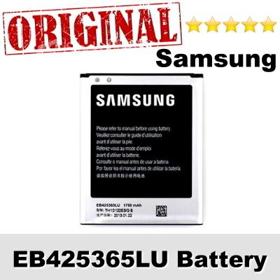 Original Samsung Galaxy Duos Battery EB425365LU Battery 1Y Warranty
