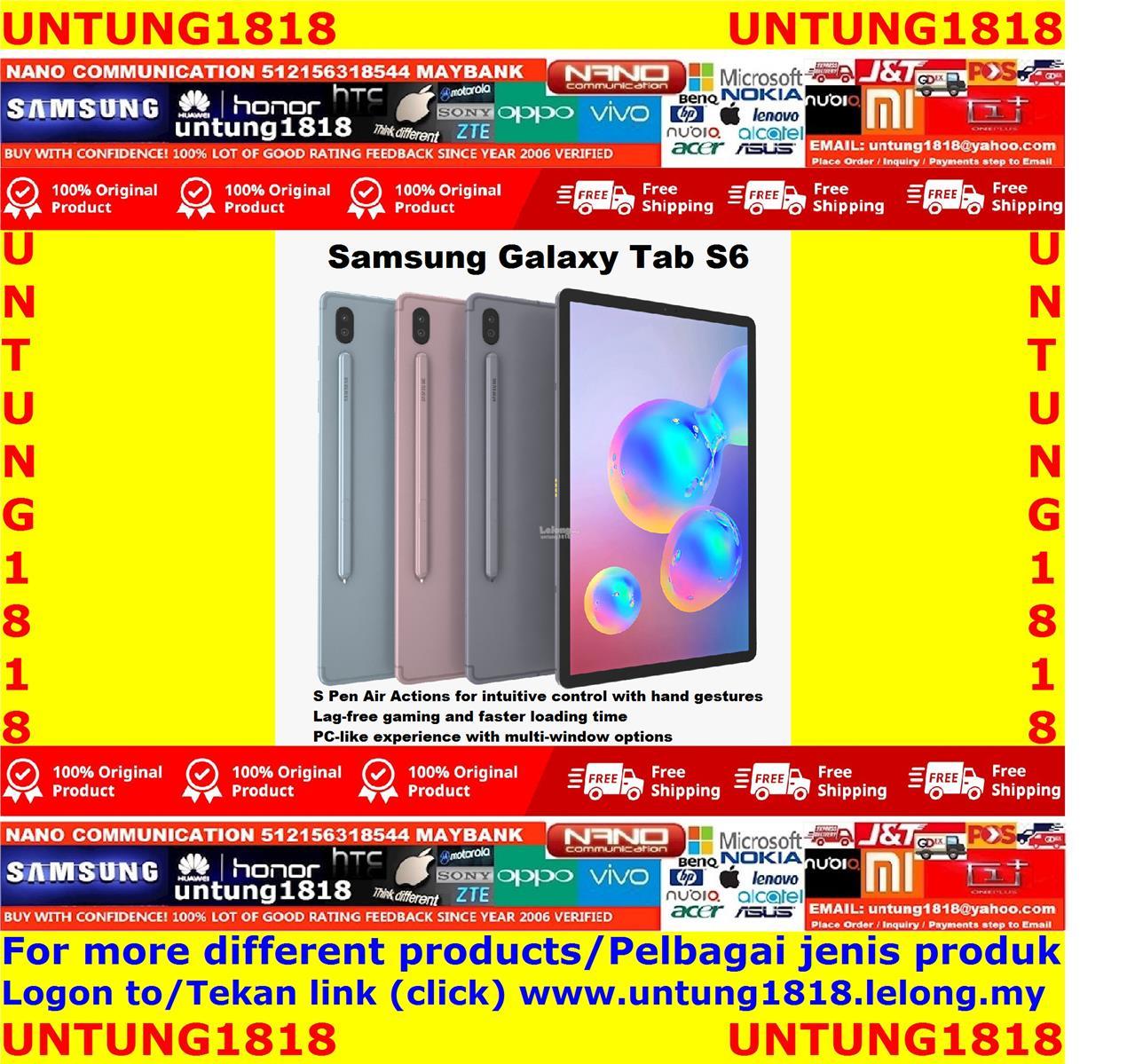 ORIGINAL.Samsung Galaxy Fold Galaxy Tab S6 S4 10.5 S3 9.7 S2 9.7