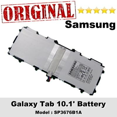 Original Samsung Galaxy Note 10.1 GT-N8020 N8020 Battery SP3676B1A 1Y