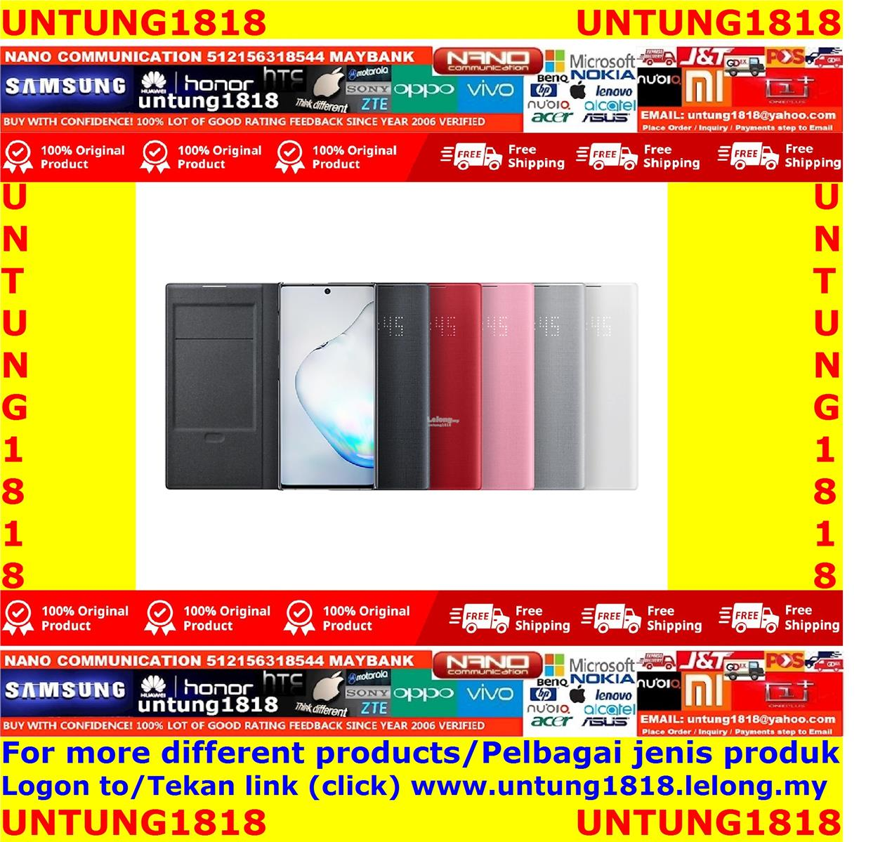 ORIGINAL...Samsung Galaxy Note10 Note 10 Note10+ Note 10+ More Choice