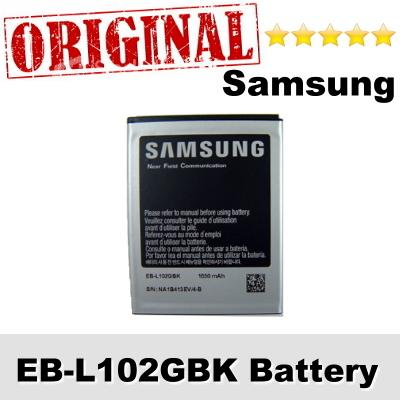 Original Samsung Galaxy S2 Battery EB-L102GBK EB-F1A2GBU 1Y WARRANTY