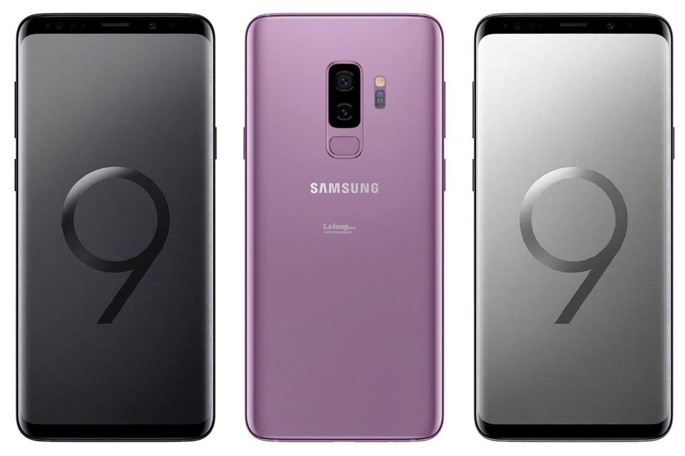 (ORIGINAL) Samsung Galaxy S9 Plus S9+ 64GB G965