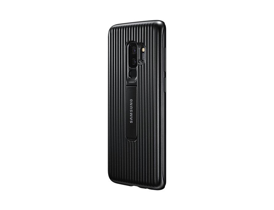 check out 0223d ec67d Original Samsung Galaxy S9 Plus S9+ Protective Standing Case Cover