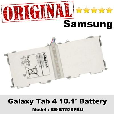 Original Samsung Galaxy Tab 4 10.1 T530 Battery EB-BT530FBU Battery