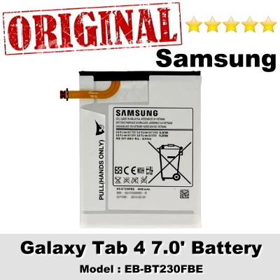 Original Samsung Galaxy Tab 4 7.0 T235 EB-BT230FBE Battery 1Year WRT