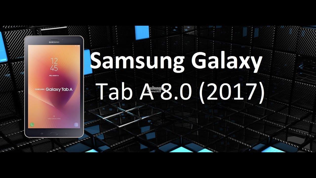 (ORIGINAL) Samsung Galaxy Tab A 8 0 T385 16GB