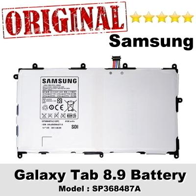 Original Samsung Galaxy Tab 8.9 GT-P7310 Battery Model SP368487A 1Y WT