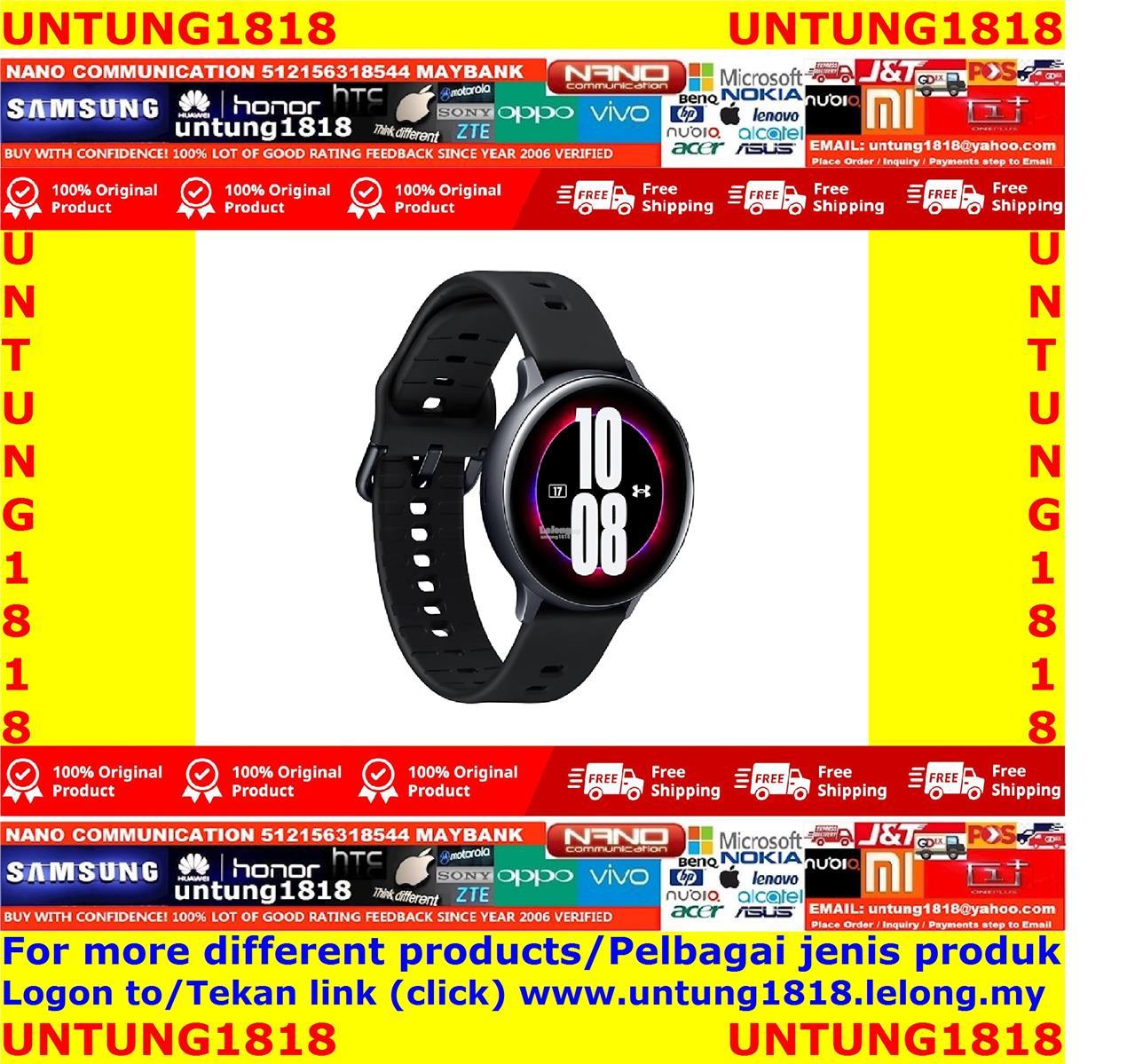 ORIGINAL.Samsung Galaxy Watch Active2 Armor Edition (44mm) Aluminium