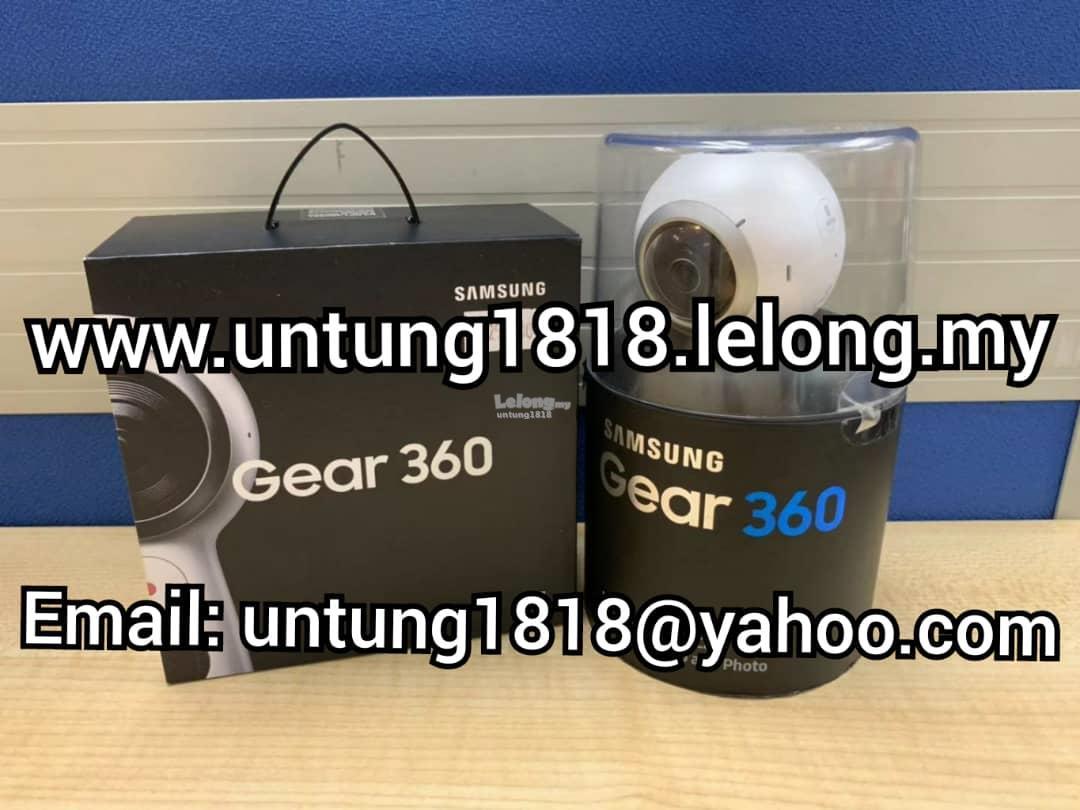 ORIGINAL Samsung Gear 360