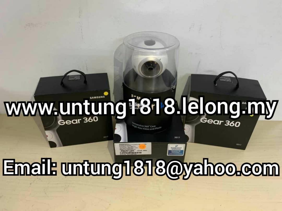 ORIGINAL.Samsung Gear 360