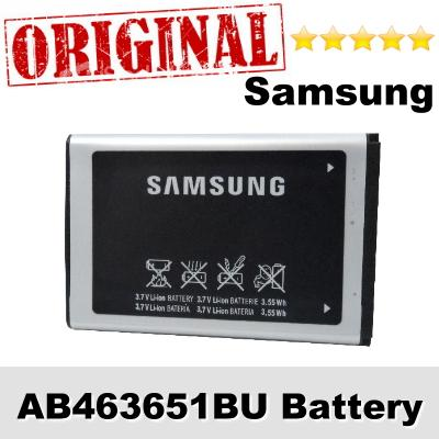 Original Samsung J800 ZV60 M7500 AB463651BU Battery 1Year WARRANTY