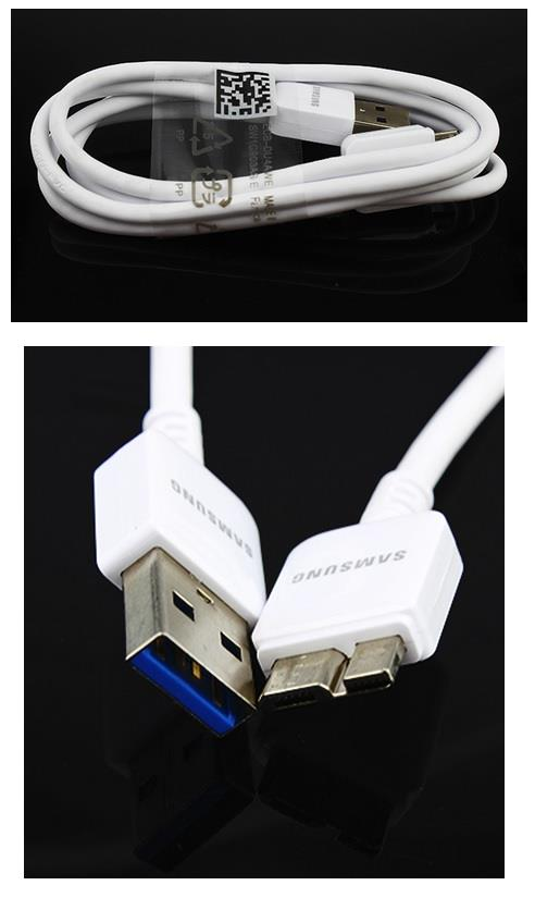 Original Samsung Note3 Note 3 USB 3.0 Data Sync Charging Cable