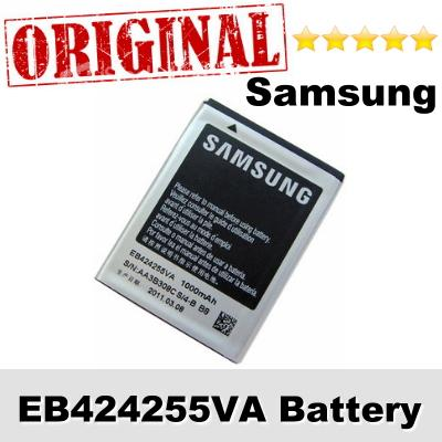 Original Samsung sgh T528G SGH-T369 EB424255VA Battery 1Year WARRANTY