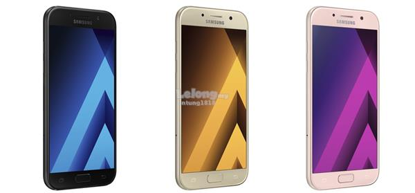 (ORIGINAL) SAMSUNG WARRANTY Samsung Galaxy A5 2017