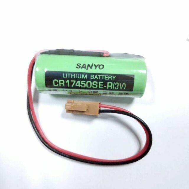 Original Sanyo CR17450SE-R 3V CR17450 PLC Industrial Lithium Battery