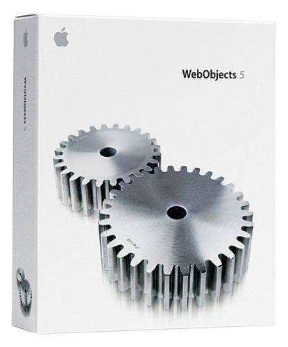 New, Original & Sealed: Apple WebObjects 5.2 Retail