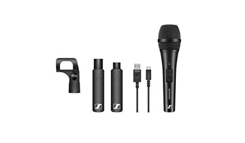 - Original Sennheiser XSW-D VOCAL SET W XS1 Dynamic Microphone