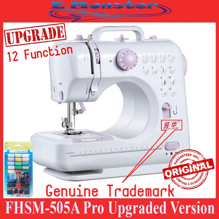 Original Sewing Machine FHSM 400A 400 End 404040 40405 PM Interesting Original Sewing Machine