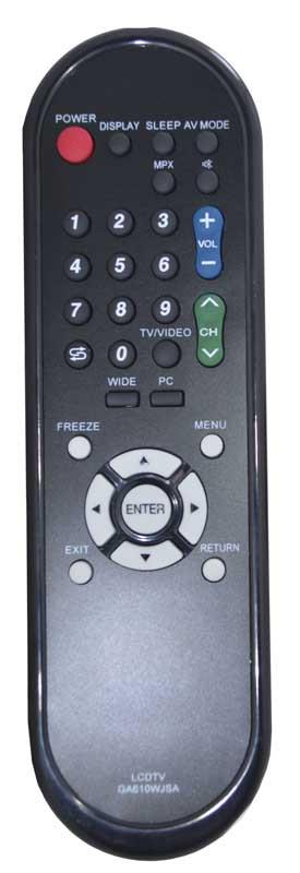 Original Sharp GA610WJSA Remote Control