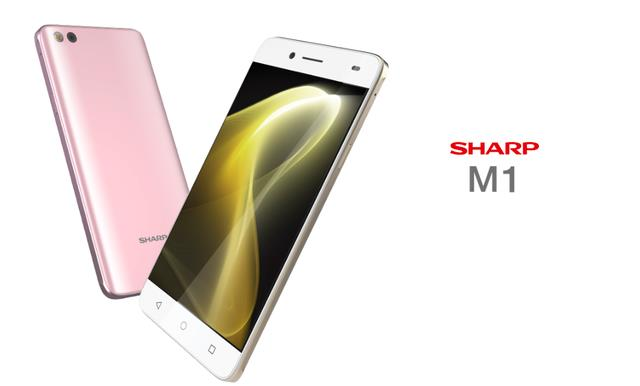 (ORIGINAL) SHARP WARRANTY SHARP M1 13MP 3GB + 64GB