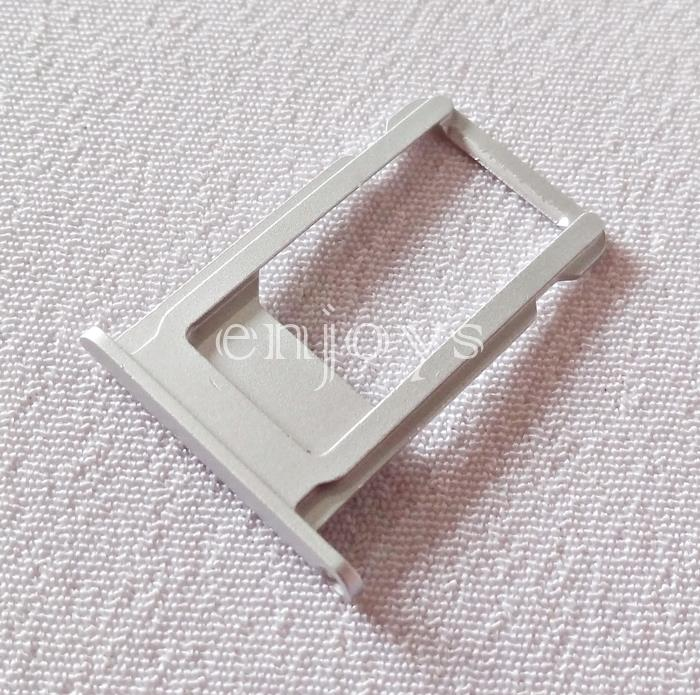 ORIGINAL Sim Tray Holder Apple iPhone 6S ~Card Slot ~Silver /White
