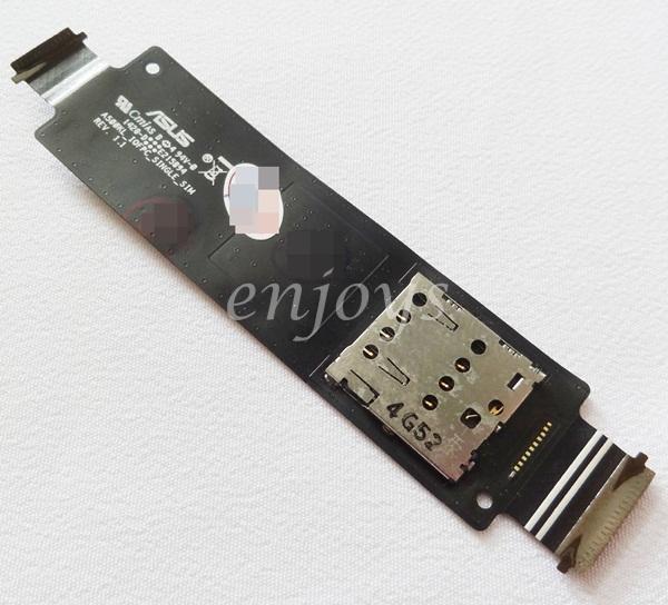 ORIGINAL Single SIM Card Ribbon Asus ZenFone 5 LTE A500CG A500KL ~4G
