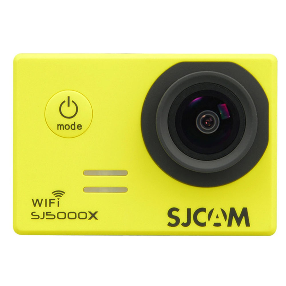 ORIGINAL SJCAM SJ5000X 4K WIFI 2 INCHES LCD DISPLAY 170 DEGREE WIDE VI..