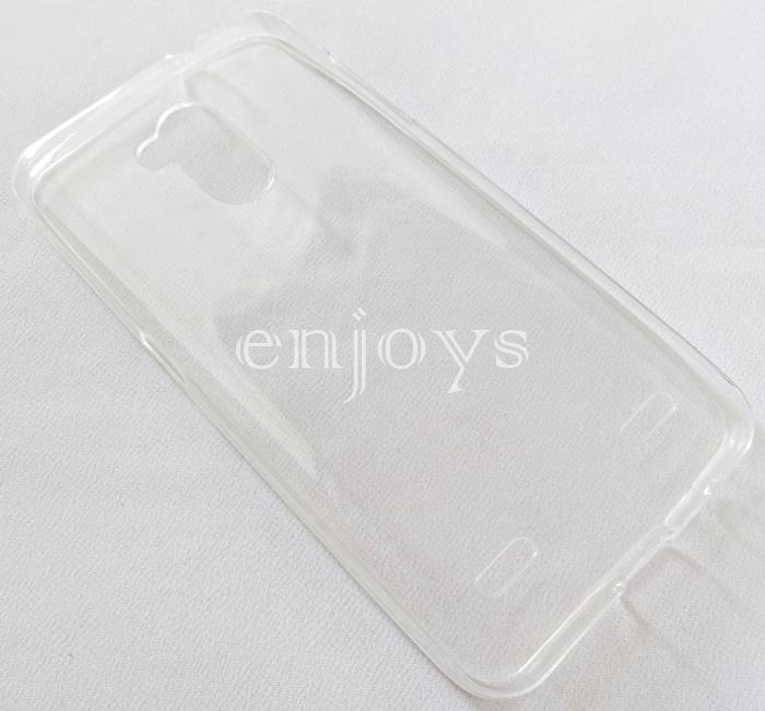 ORIGINAL Soft Jacket Silicon TPU Jelly Case+SP ZTE Blade V7 Lite ~5.0'