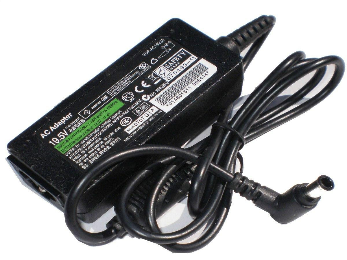 NEW ORIGINAL Sony 19.5V 2A VPCW126AG VPCW127JC Laptop Notebook Adapter