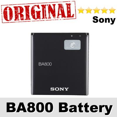 Original Sony BA800 Sony Xperia S LT26i Battery 1Year WARRANTY
