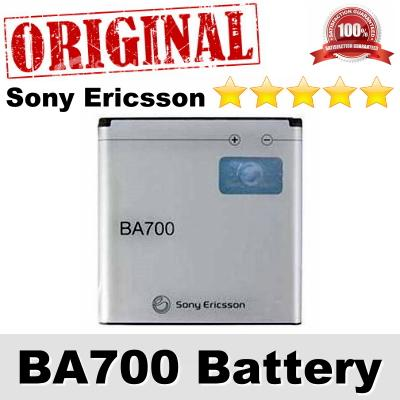 Original Sony Ericsson BA700 Xperia Pro Battery 1Year WARRANTY
